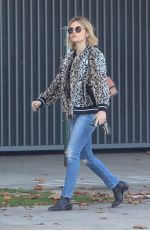 LUCY HALE Out in Los Angeles 11/30/2018