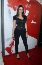 LUISA MORAES at The Girl in the Spider's Web Screening in New York 11/04/2018