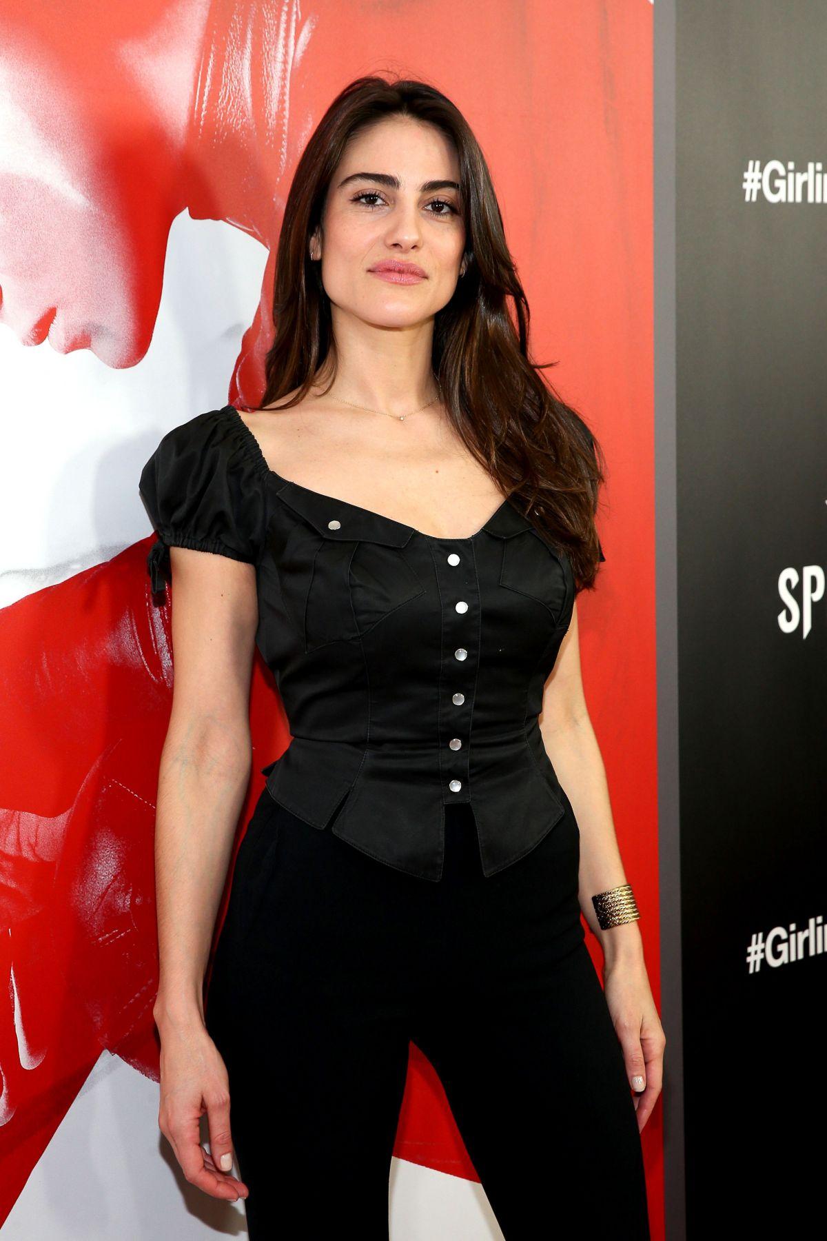 Watch Luisa moraes a ciambra screening cinema italian style in los angeles video