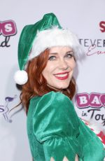 MAITLAND WARD at Babes in Toyland: Charity Toy Drive in Hollywood 11/28/2018