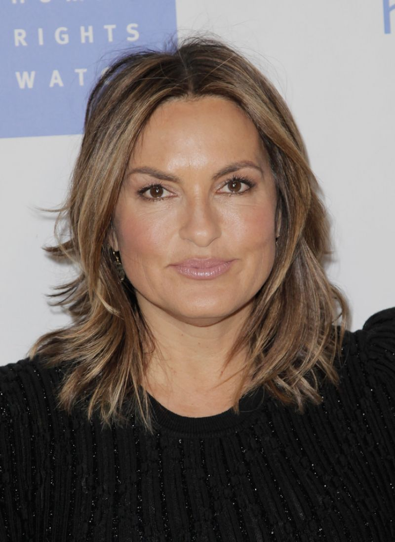 Mariska Hargitay At Hrw Voices For Justice Annual Dinner