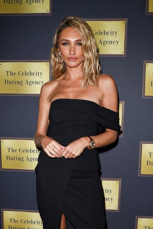 MEGAN MCKENNA at Celebs Go Dating Launch in London 11/27/2018