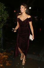 MELANIE SYKES at Together for Short Lives Nutcracker Ball in London 11/20/2018