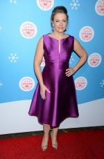 MELISSA JOAN HART at Lifetime Christmas Movies 2018 Event in Los Angeles 11/14/2018