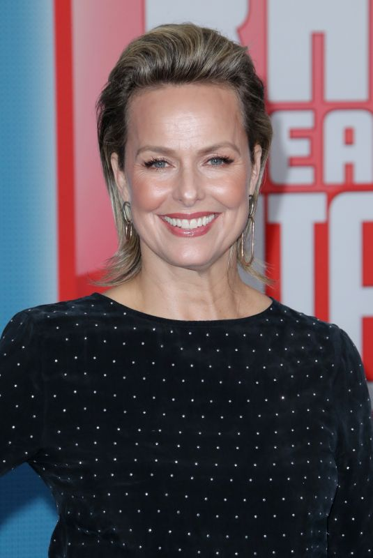 MELORA HARDIN at Ralph Breaks the Internet Premiere in Hollywood 11/05/2018