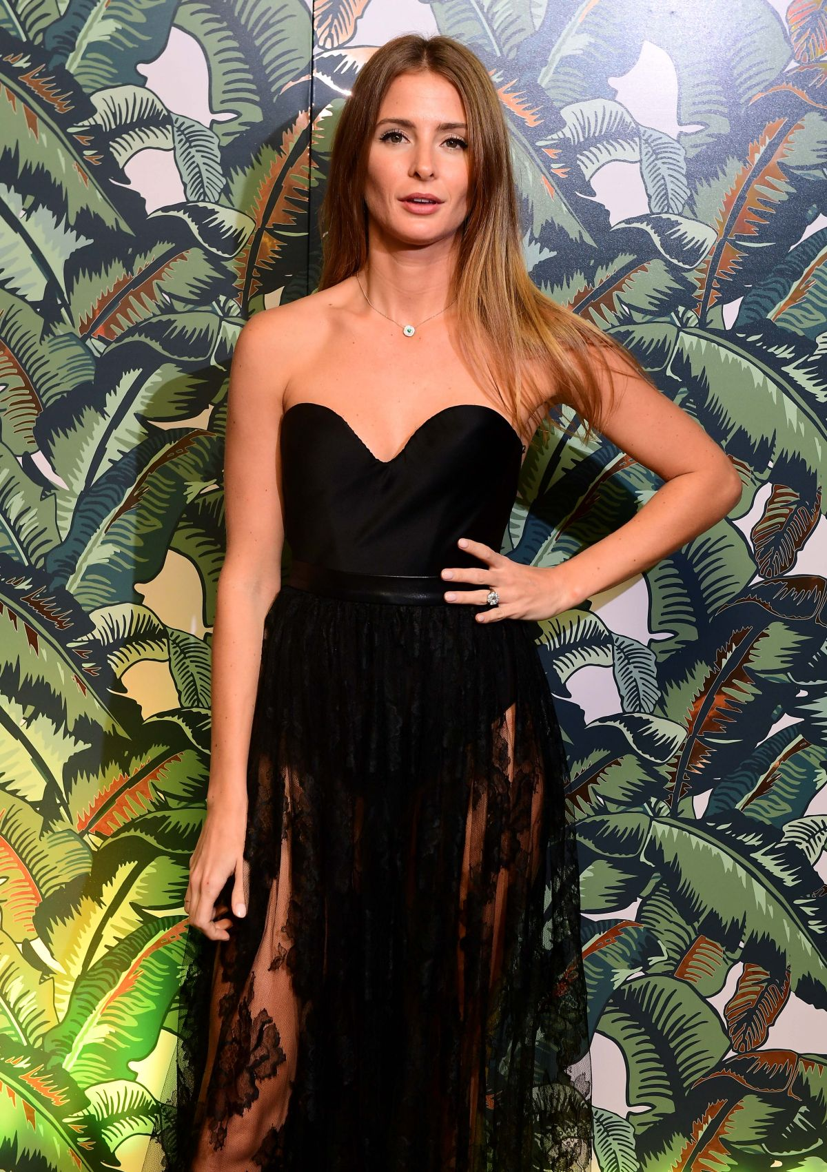 96a48f35a122 MILLIE MACKINTOSH at Dita Von Teese Private Gig in London 11 14 2018