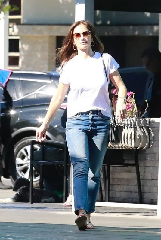 MINKA KELLY Out and About in Studio City 11/12/2018