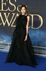 MIREI KIRITANI at Fantastic Beasts: The Crimes of Grindelwald Premiere in London 11/13/2018