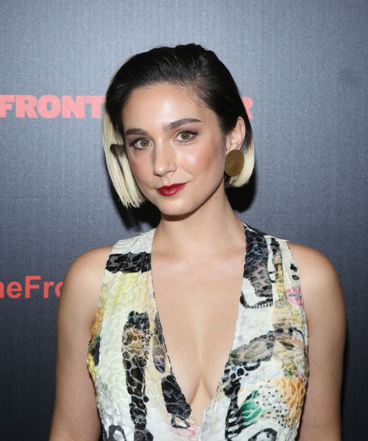 MOLLY EPHRAIM at The Front Runner Premiere in New York 10