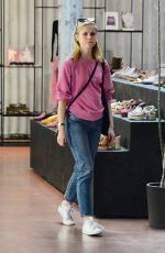 NICOLA PELTZ Shopping in West Hollywood 11/22/2018
