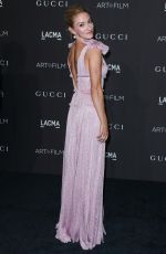 OLIVIA HAMILTON at Lacma: Art and Film Gala in Los Angeles 11/03/2018