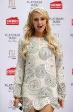 PARIS HILTON at Her Platinum Rush Fragrance Launch in Melbourne 11/23/2018
