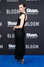 PHOEBE TONKIN at Bloom Premiere in Sydney 11/29/2018