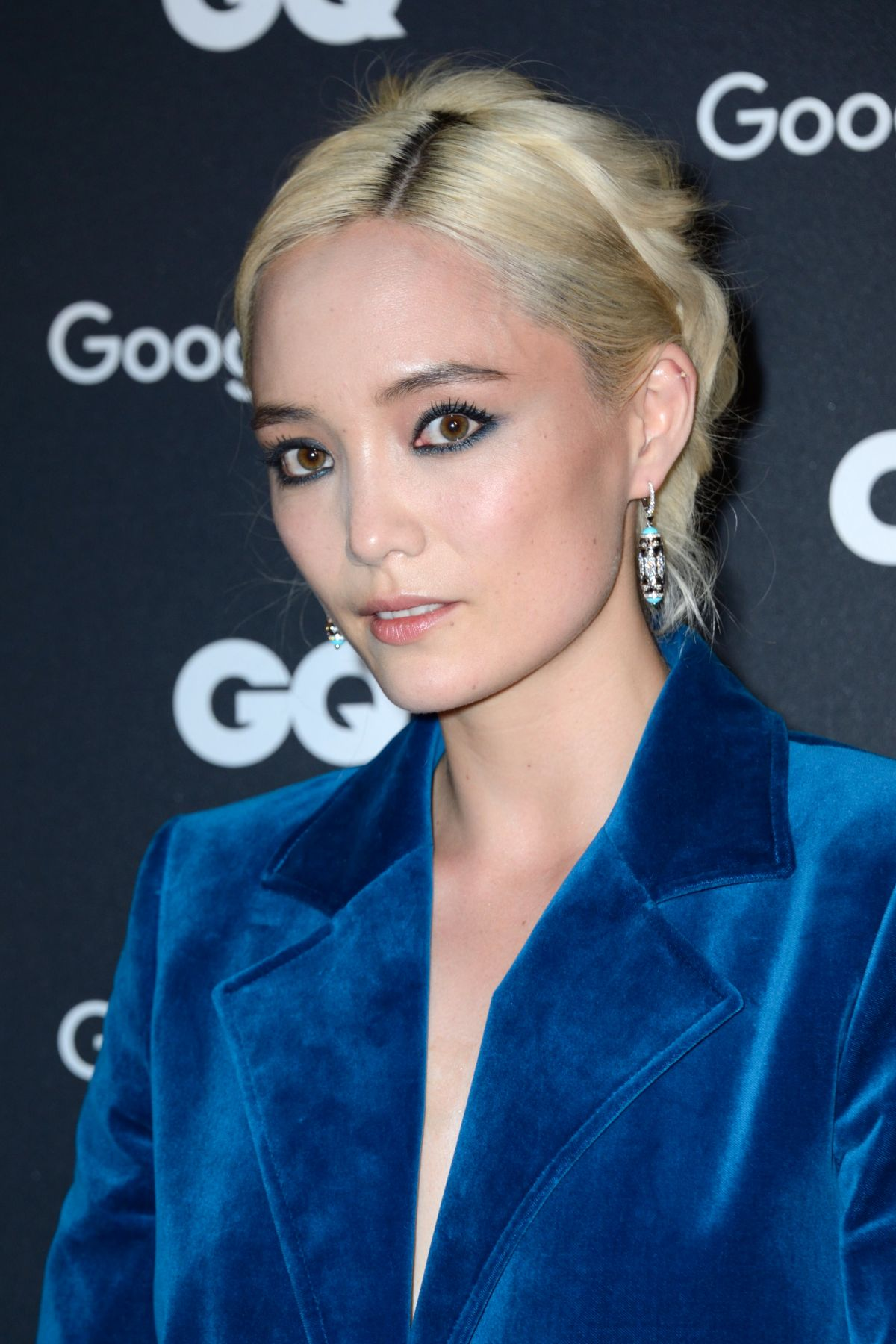 POM KLEMENTIEFF at GQ Men of the Year Awards 2018 in Paris