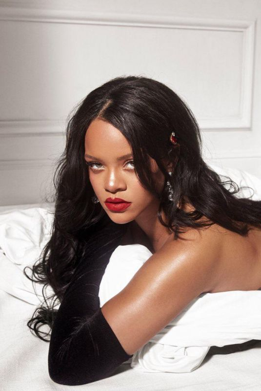 RIHANNA for Savage x Fenty 2018