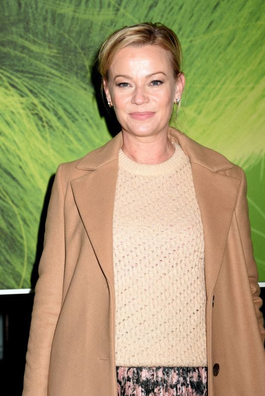 SAMANTHA MATHIS at The Grinch Premiere in New York 11/03/2018