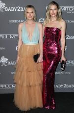SARA and ERIN FOSTER at Baby2baby Gala 2018 in Culver City 11/10/2018