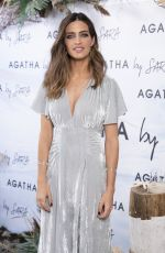 SARA CARBONERO Presents Mi Mar Collection for Agatha Paris in Madrid 11/06/2018