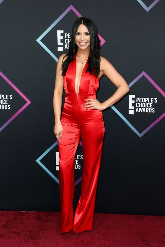 SCHEANA MARIE at People's Choice Awards 2018 in Santa Monica 11/11/2018