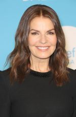 SELA WARD at Creed II Premiere in London 11/28/2018