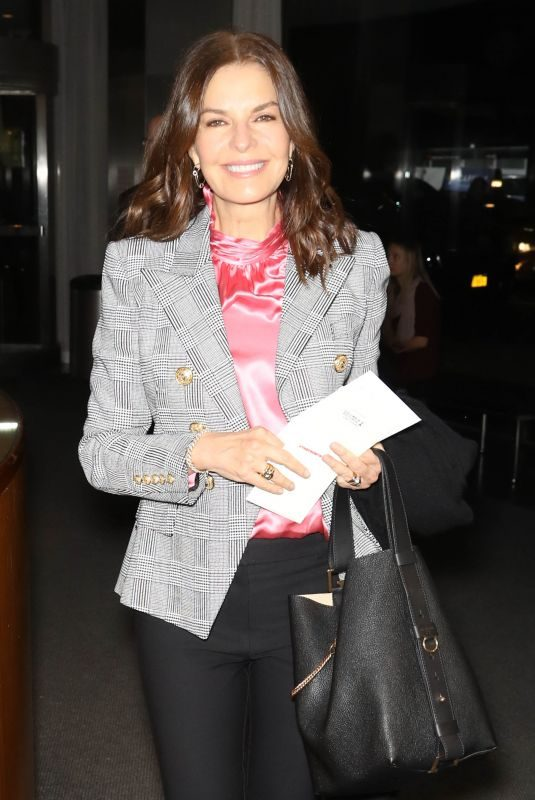 SELA WARD at The Front Runner Premiere in New York 10/30/218