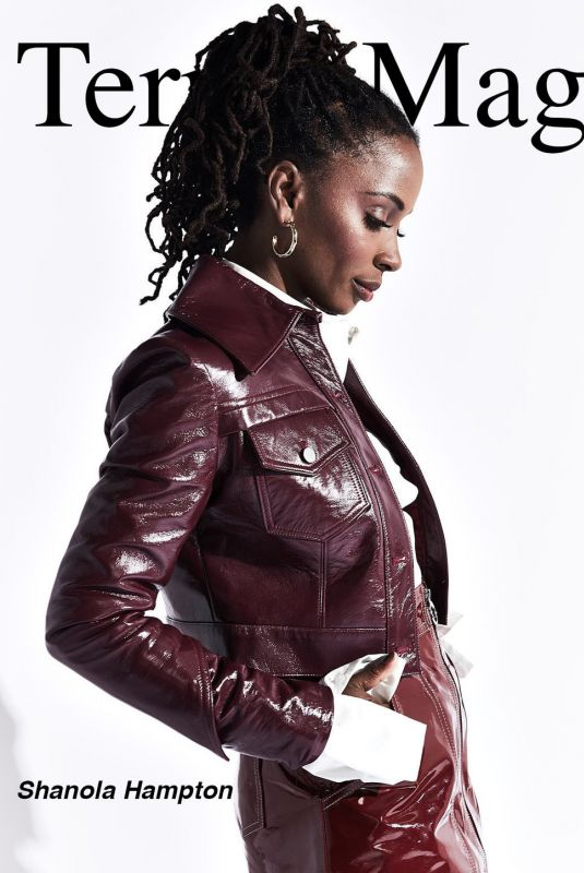 SHANOLA HAMPTON in Terroir Magazine