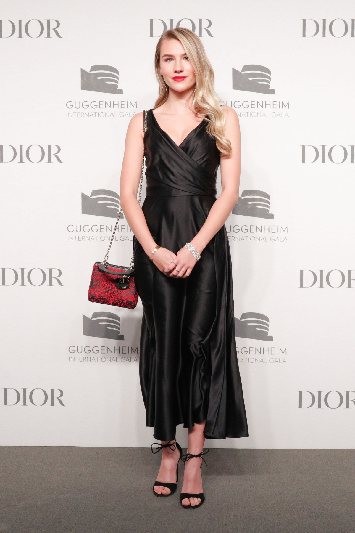 Sofia Hublitz - 2018 Guggenheim International Gala Pre