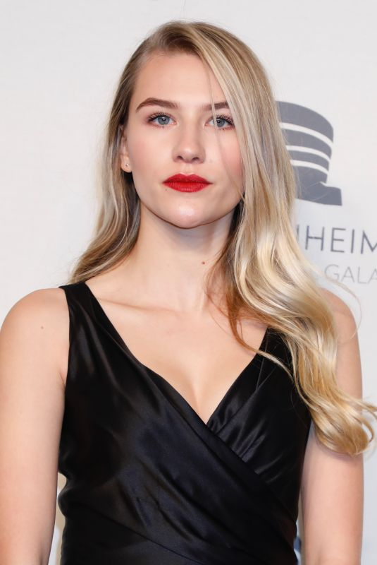 SOFIA HUBLITZ at Guggenheim International Gala Pre-party in New York 11/14/2018