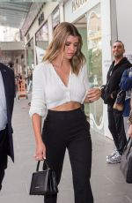 SOFIA RICHIE Out and About in Melbourne 11/02/2018