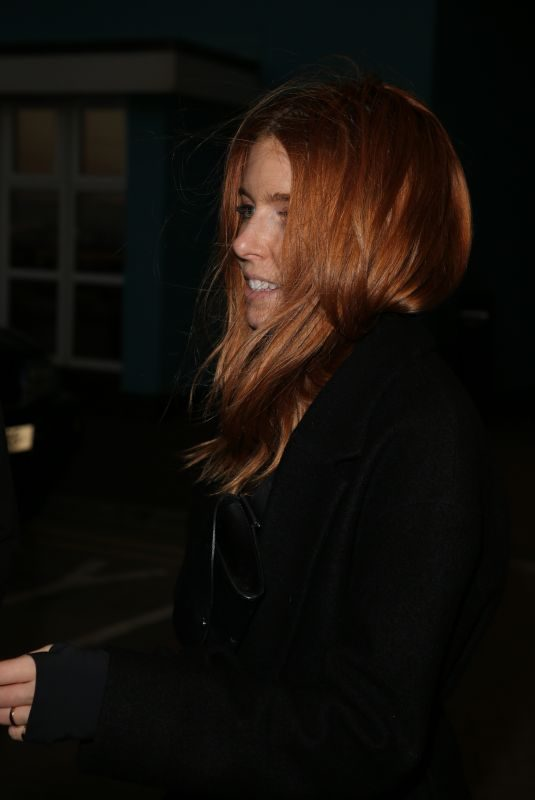 STACEY DOOLEY at Big Blue Hotel in Blackpool 11/15/2018