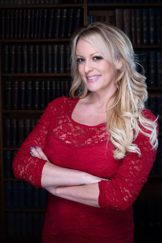 STORMY DANIELS at Oxford Union in Oxford 11/15/2018