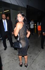 SUELYN MEDEIROS at Fashion Nova x Cardi B Launch in Los Angeles 11/14/2018