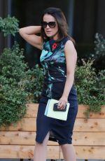SUSANNA REID Leaves ITV Studios in London 11/08/2018