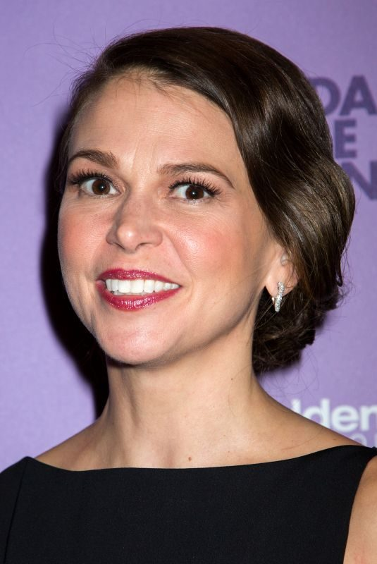 SUTTON FOSTER at My Oone and Only Benefit Performance at Roundabout Theatre in New York 11/12/2018