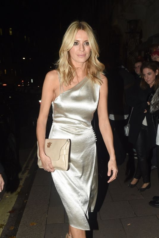 TESS DALY at Goldie's Love in Charity Fundraiser in London 11/12/2018
