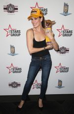 TIFFANY MICHELLE at Heroes for Heroes: Los Angeles Police Memorial Foundation Celebrity Poker Tournament 11/10/2018