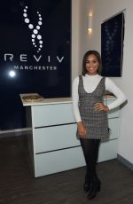 TISHA MERRY at Reviv in Manchester 11/23/2018