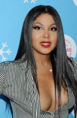 TONI BRAXTON at Lifetime Christmas Movies 2018 Event in Los Angeles 11/14/2018