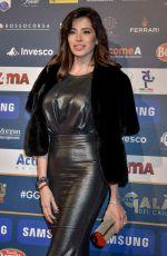 AIDA YESPICA at Gran Gal of Football in Milan 12/03/2018