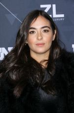 ALANNA MASTERSON at Footwear News Achievement Awards in New York 12/04/2018