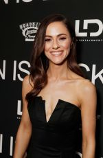 ALEXANDRA PARK at Ben is Back Premiere in New York 12/03/2018