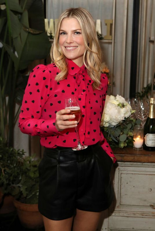 ALI LARTER at Meiomi Sparkling Wine Launch Event in West Hollywood 12/04/2018