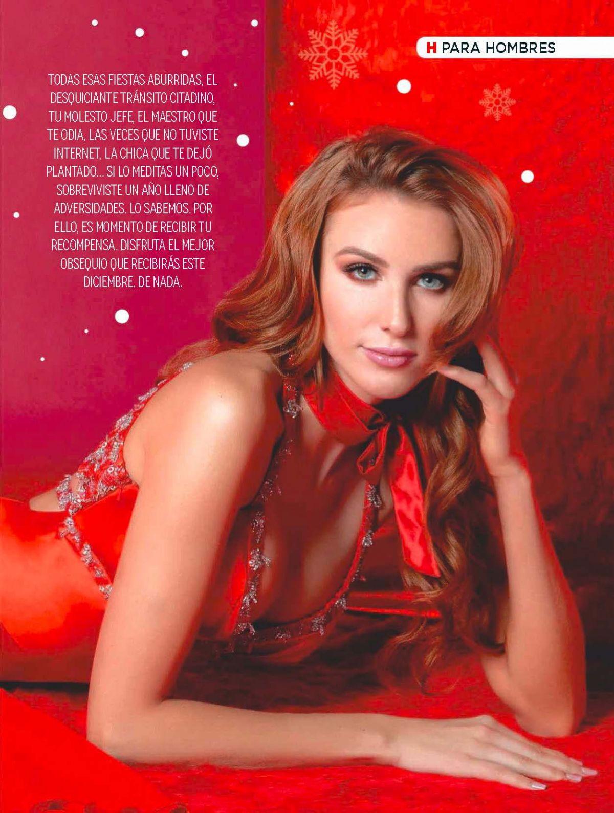 Altair Jarabo Revista H chica h magazine