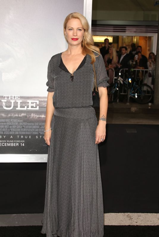 ALISON EASTWOOD at The Mule Premiere in Westwood 12/10/2018