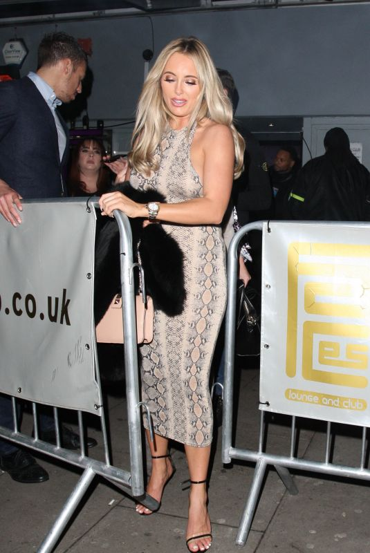AMBER TURNER at Faces Nightclub in Essex 12/23/2018