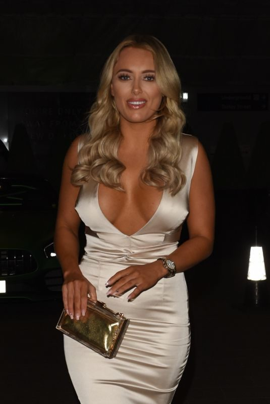 AMBER TURNER at Shangri La The Shard in London 12/03/2018