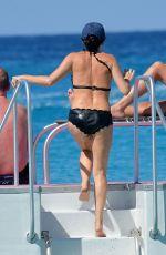 AMDREA CORR in Bikini on Vacation in Barbados 12/23/2018