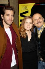 AMY ADAMS at Vice Movie Special Reception in New York 12/20/2018