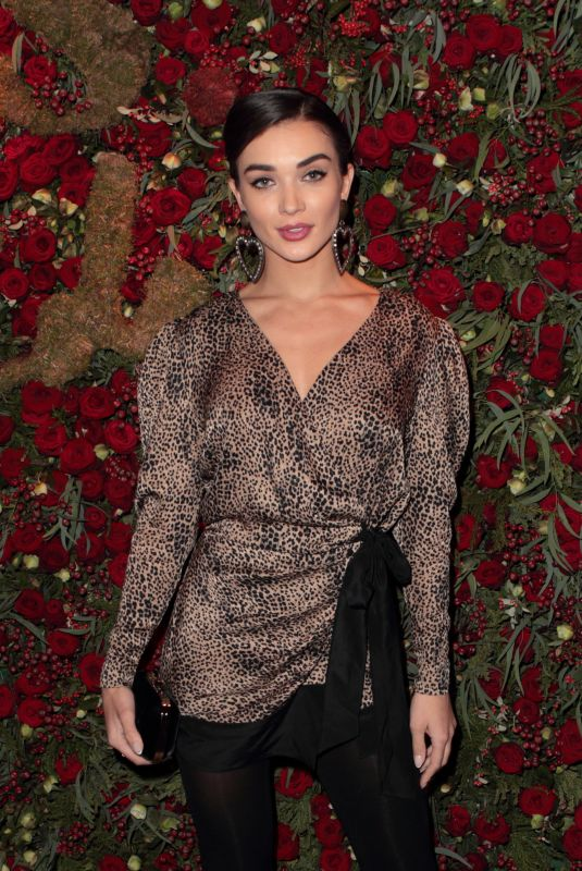 AMY JACKSON at ES Insider Launch Party in London 11/28/2018