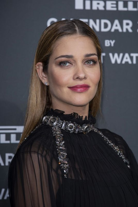 ANA BEATRIZ BARROS at Pirelli Calendar 2019 Launch Gala in Milan 12/05/2018